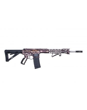 "F-1 Firearms BDRx 5.56 Rifle - 16"" Carbon Shadow"