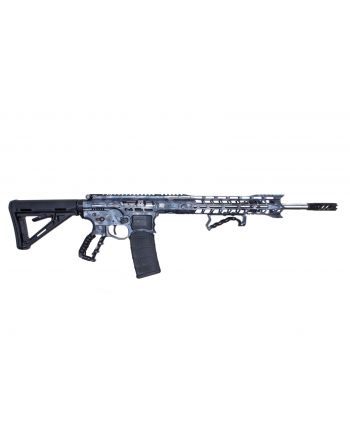 "F-1 Firearms BDRx 5.56 Rifle - 16"" Titanium Shadow"