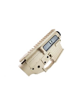 Kaiser US X-7 Polymer AR-15 Matched Receiver Set - FDE (BLEM)