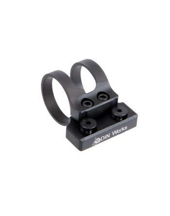 "ODIN 1"" Flashlight Mount - Split Ring"