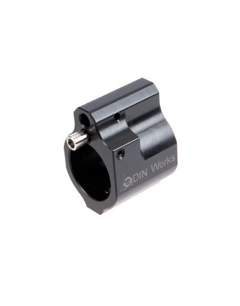 ODIN Works Adjustable Gas Block Low Profile - .750