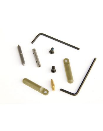 KNS Precision Anti-Rotational Pins - Dark Earth .154 Gen 2