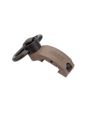 Gear Sector - Rail Mount Offset QD Swivel Dark Earth - Mod 3