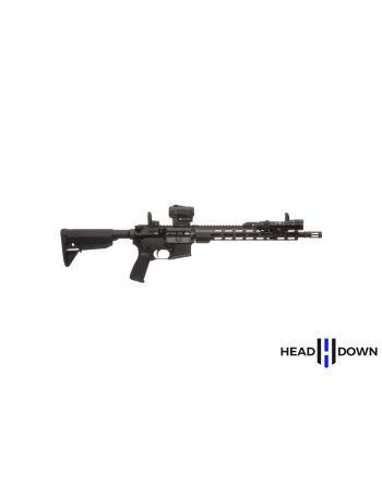 "Head Down Firearms HD15 .223 Wylde Rifle - 14.5"" Pinned (OTG Tactical Patrol Package)"