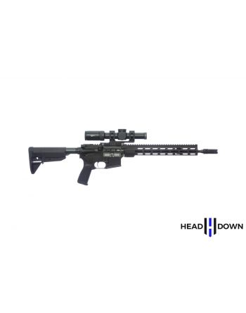 "Head Down Firearms HD15 .223 Wylde Rifle - 14.5"" Pinned (OTG Tactical Enhanced Patrol Rifle Package)"