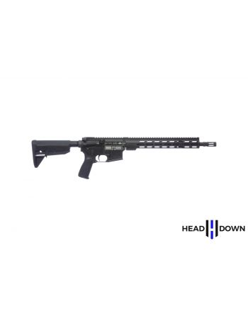 "Head Down Firearms HD15 .223 Wylde Rifle - 14.5"" Pinned (OTG Tactical Patrol Rifle)"