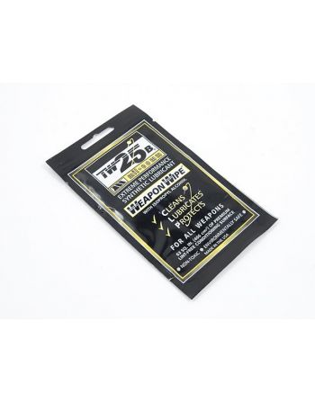 Mil-Comm TW25B Weapon Wipes 10 PACK