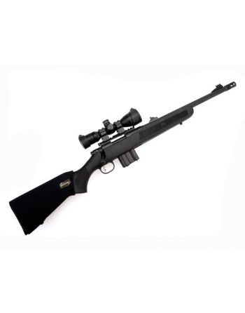 Mossberg MVP Patrol 5.56MM Bolt-Action Rifle 16.25""