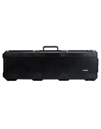 Patriot Cases 3 Gun Case with Pre-cut Mil Spec Foam
