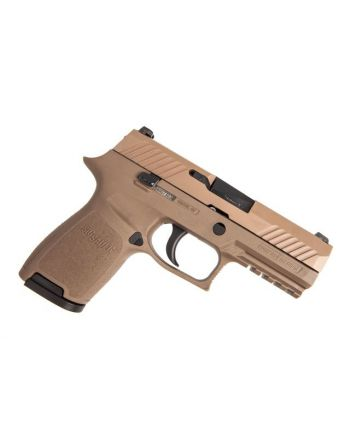 Sig Sauer P320 Compact 9mm 3.9in FDE 15RD Pistol