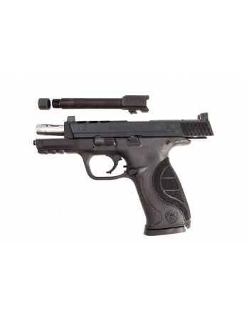 Smith & Wesson M&P 9 Performance Center Ported  9mm Pistol Kit W/ Threaded Barrel