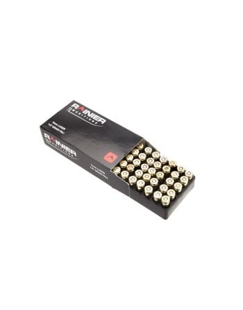 Rainier Munitions Factory New 9mm 147gr Subsonic FMJ Box - 50 Rd