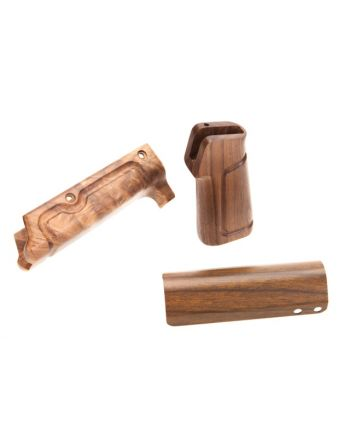 Battle Arms Development WOOD FURNITURE KIT FOR BAD-PDW MONOLITHIC LOWER & VERT STOCK SYSTEM