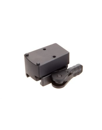 American Defense Trijicon RMR Mount Co-Witness Iron Sights