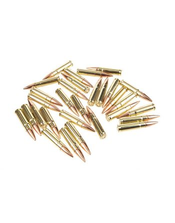 Rainier Munitions Remanufactured 300 BLK 147gr FMJ Box - 50 Rd
