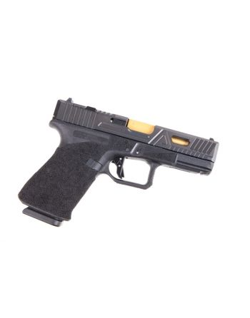 Agency Arms Urban Combat G19 Gen 3 Pistol DLC Slide and TiN Agency Standard Line Barrel