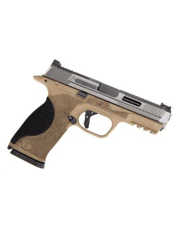 Agency Arms S&W M&P 9mm Full Size Tungsten Slide FDE Frame