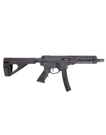 Quarter Circle 10 QC5 9MM AR Pistol - 7.5""