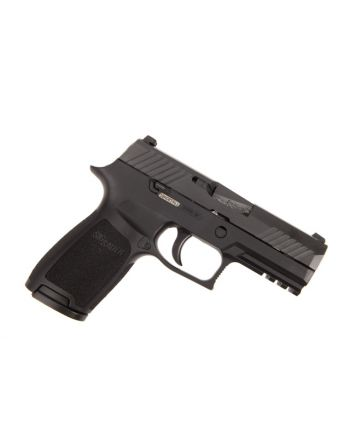 Sig Sauer P320 Carry 9mm 3.9in Black 17RD Pistol