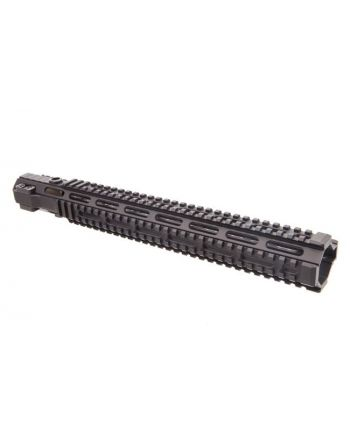 CMT Tactical UHPR MOD 3 HDX QUAD RAIL - 15""