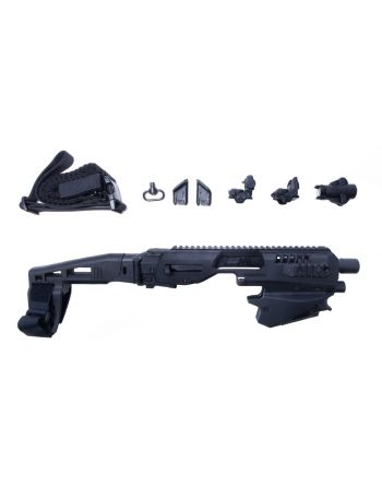 CAA Micro Conversion Advanced Kit (MCK Stabilizer) Sig Sauer P320 - Black