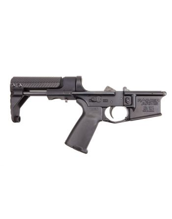Rainier Arms PDW Complete Lower Forged