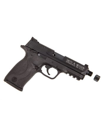 Smith & Wesson M&P22 Compact 22LR Threaded Barrel 10Rd