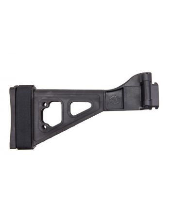 SB Tactical CZ Scorpion SBT-EVO Side Folding Brace - Black
