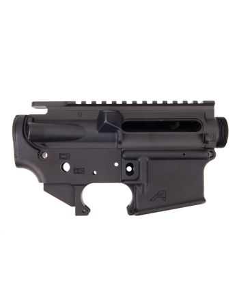 Aero Precision AR15 STRIPPED RECEIVER SET - BLACK