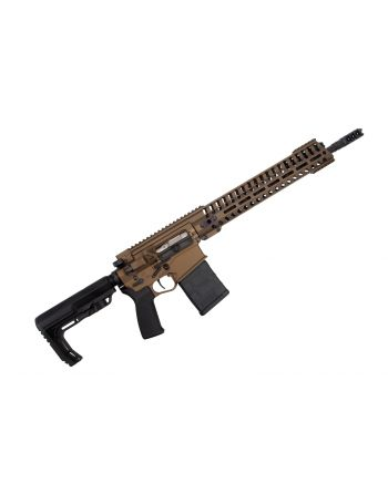 POF Revolution Direct Impingement Gen 4 308 Rifle - 16.5 (M-LOK) Burnt Bronze