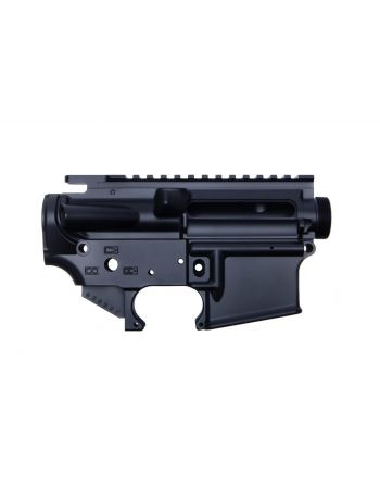 Brace Built Modern Carbine MC5 AR-15 Receiver Set - Black