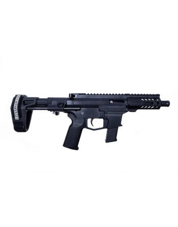 "Angstadt Arms UDP-9 9MM Pistol with Maxim Brace - 4.5"" Black"