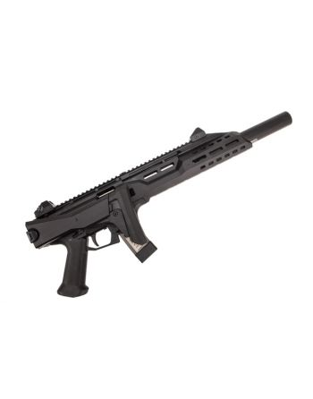 CZ Scorpion Rifle 9mm Carbine 20rd-Faux Suppressor (M-LOK)