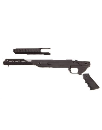 RAINIER ORIAS M-LOK CHASSIS SYSTEM REM 700 LONG ACTION TYPE 2 TRUNNION WITH ACCESSORY RAIL (LEFT HANDED)