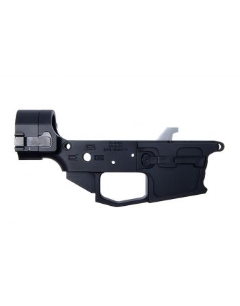 New Frontier Armory C-9 Stripped Billet Lower - Side Folding
