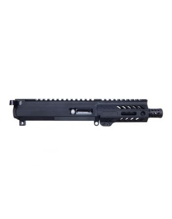 Angstadt Arms AR-15 9mm Complete Upper Assembly - 4.5""