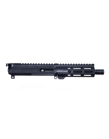 Angstadt Arms AR-15 9mm Complete Upper Assembly - 6""