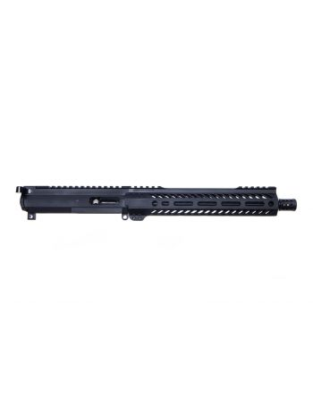Angstadt Arms AR-15 9mm Complete Upper Assembly - 10.5""