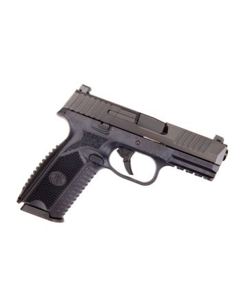 "FN 509 9MM 17RD 4"" BLK"