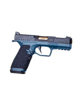 Danger Close Armament Archon Type B Signature Pistol - Blue Titanium