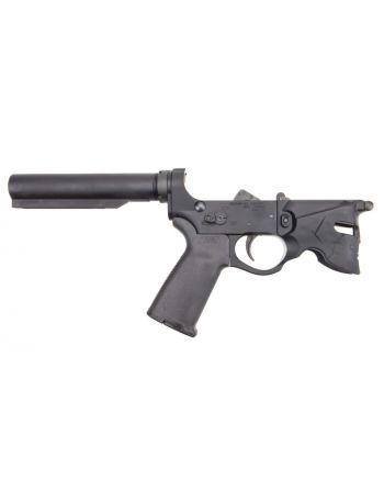 Rainier Arms Overthrow Complete Rifle Lower Receiver w/o stock