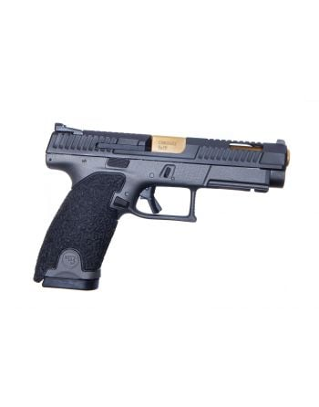 Danger Close Armament CZ P-10L 9MM Signature Pistol - Tungsten