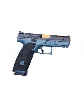 Danger Close Armament CZ P-10X 9MM Signature Pistol - Blue Titanium