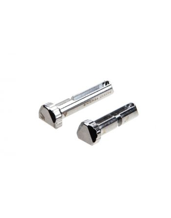 Strike Industries AR-15 SHIFT PINS - Chrome