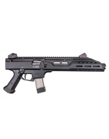 CZ Scorpion EVO 3 S1 9mm 20rd Pistol w/ Flash Can