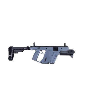 "KRISS Vector GEN 2 SDP-SBA3 .45ACP Enhanced Pistol - 6.5"" Combat Gray"