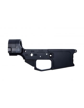 New Frontier Armory C-4 Stripped Billet Lower - Side Folding