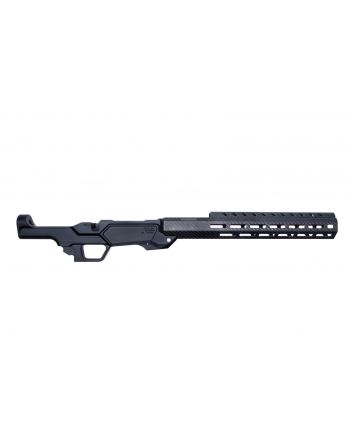 Sharps Bros Heatseeker Howa 1500 Mini Action Chassis w/ Carbon Fiber Hand Guard - 14""