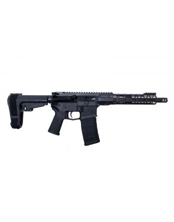 "Aero Precision M4E1 ATLAS S-ONE 300BLK Pistol - 10"" Black"