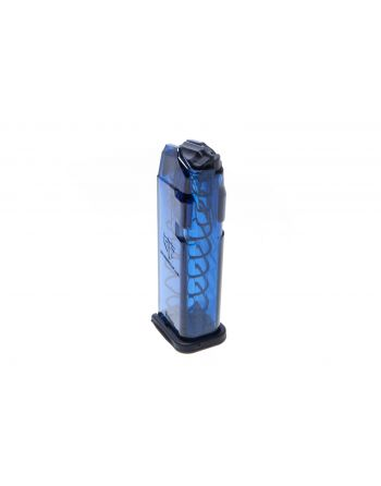 Elite Tactical Systems Group (Glock 19, 26) 9mm Magazine - 15-Round Blue